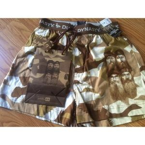 Other - Duck Dynasty print boxers (Medium)
